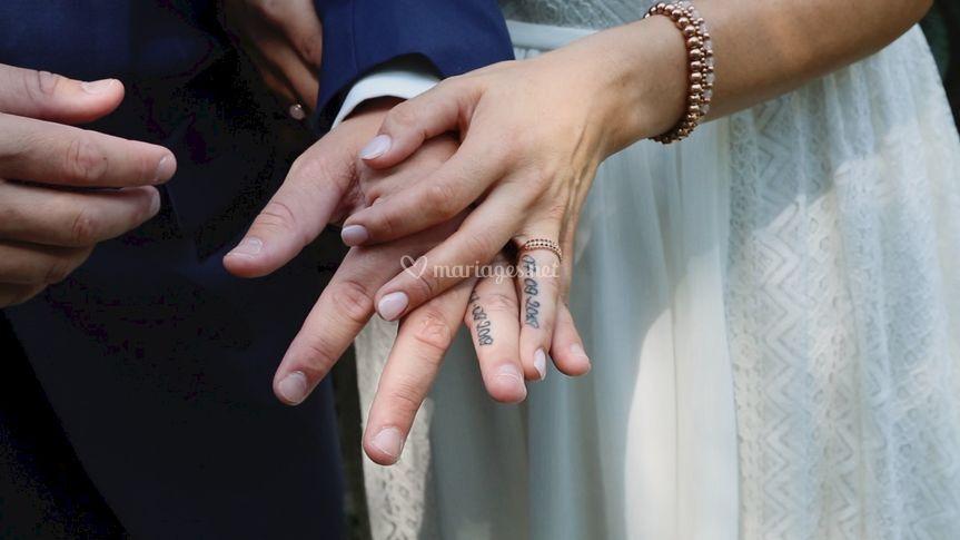 Mariage d'Hélène et Arnaud