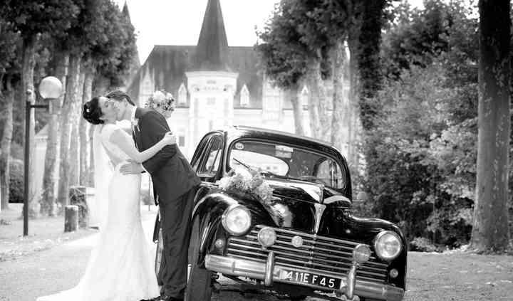 Mariage, photos couple