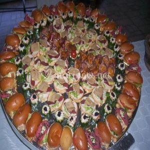 Pr sentation des plats de cuisinier traiteur fr d ric for Cuisinier 49