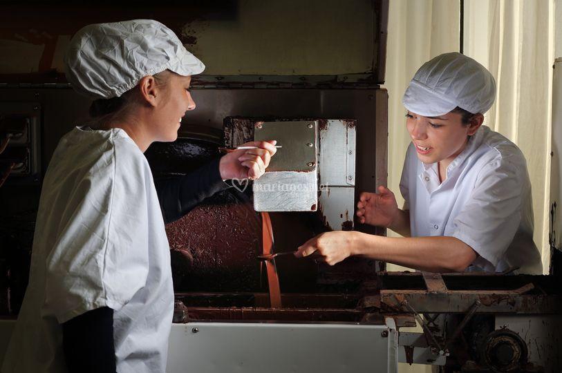 Atelier chocolaté