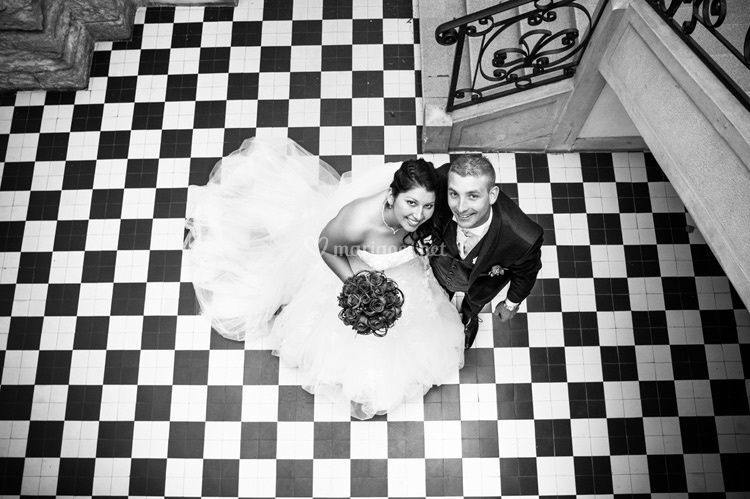 Mariés à Bonneval