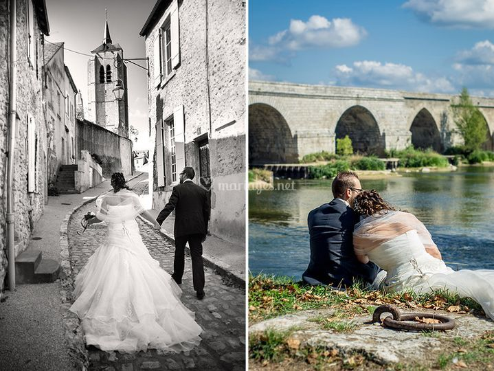 Mariage à Beaugency