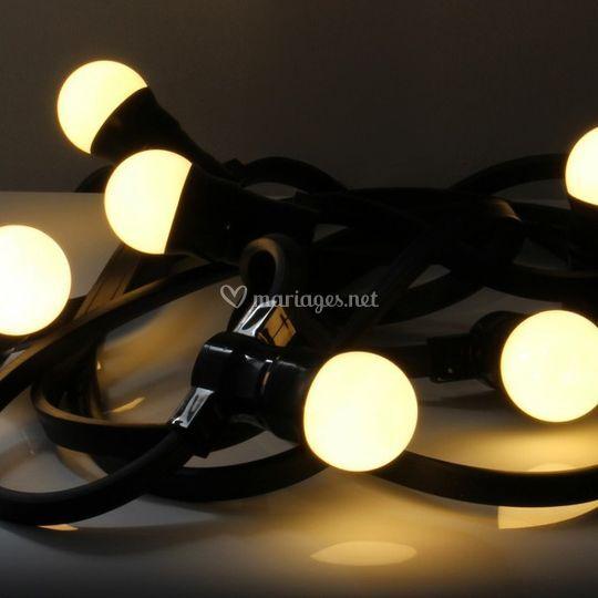 Ëclairage LED
