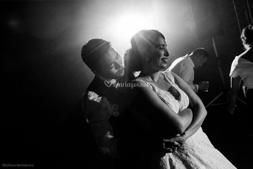 Photo danse soirée mariage