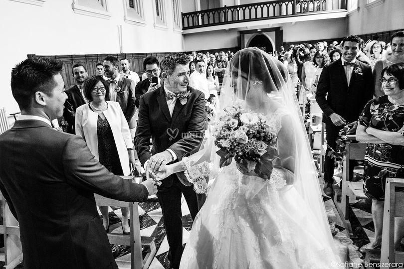 Photo eglise mariage toulouse
