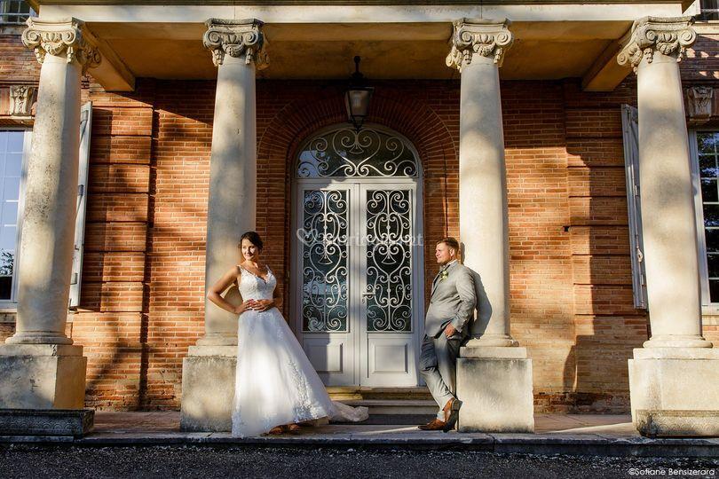 Photo couple mariage