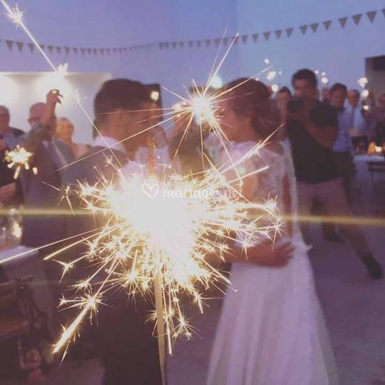 Mariage à Flore