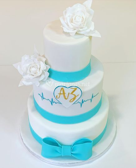Wonder Caker, Wedding cake
