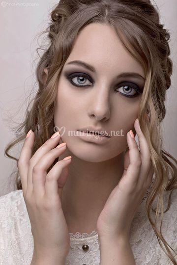 Maquillage intense