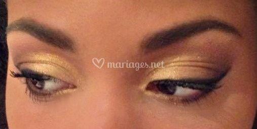 Maquillage mariée