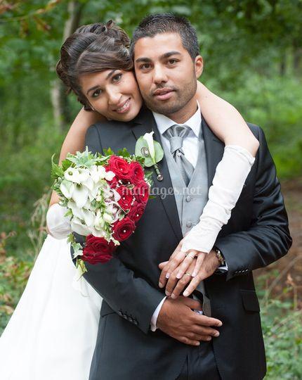 Mariage Samaneh et Steeve