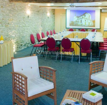 Salle pour séminaires