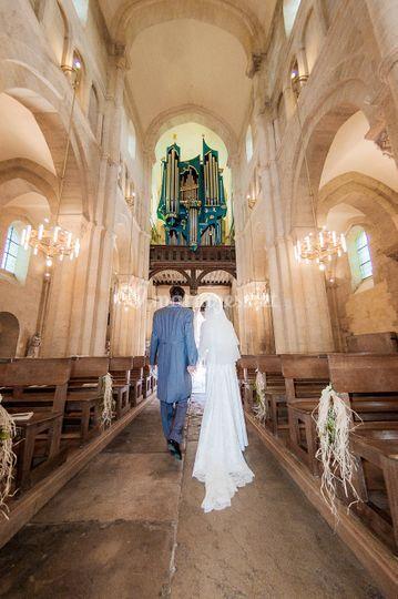 Mariage Aurore et Louis
