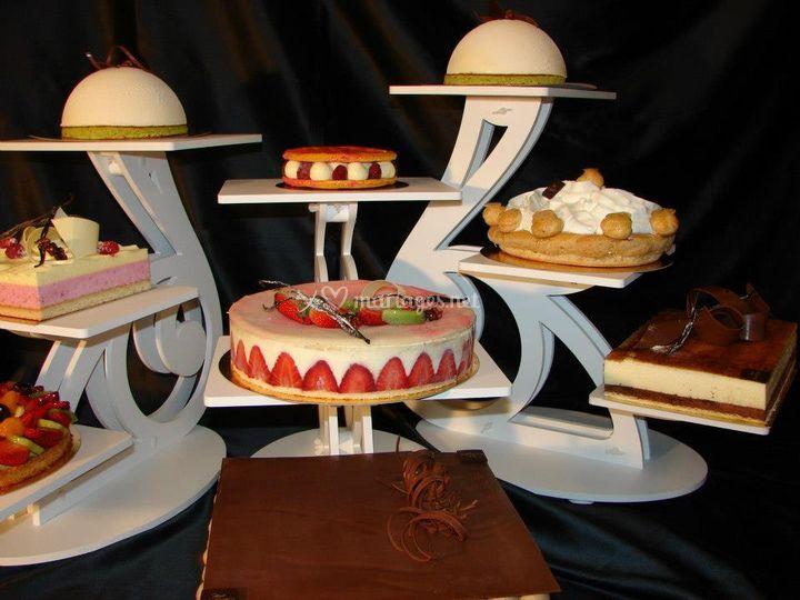 Dessert combinés
