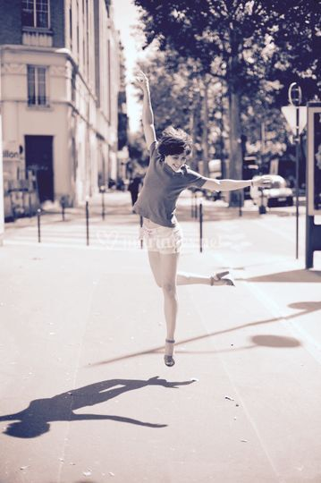 Laetitia Beauvais danseuse
