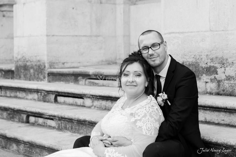 Photographe mariage à Nancy