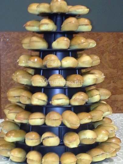 Mini sandwichs apéritif
