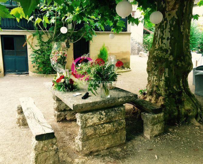 Table Pasteur