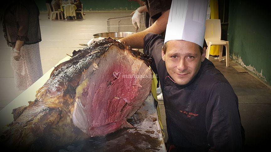 Cuisson parfaite viande rouge