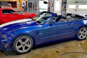 Mustang Attitude