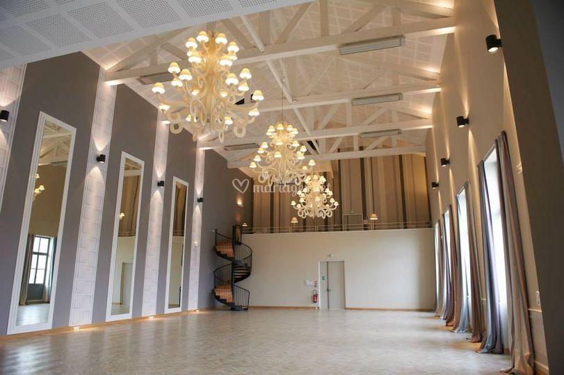 Salle le Balcon