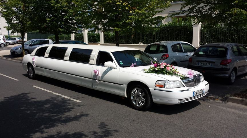 Déco limousine