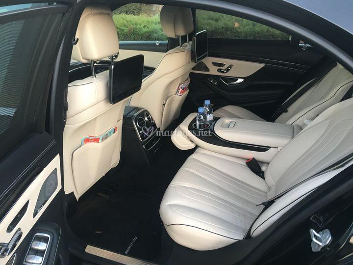 Mercedes Classe S - Intérieur