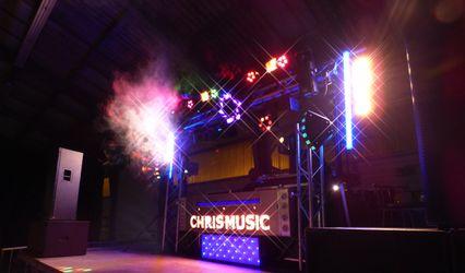 Podium Chris Music