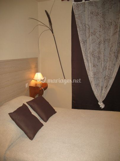 Chambre doucle confort