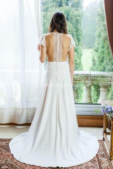 """Robe de mariée """"Lilas"""""""