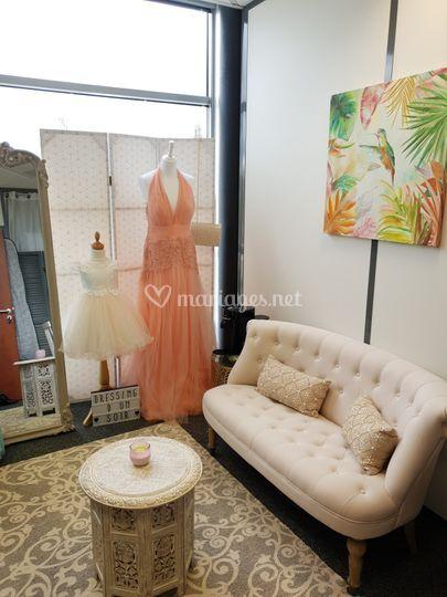 Showroom Dressing d'un Soir
