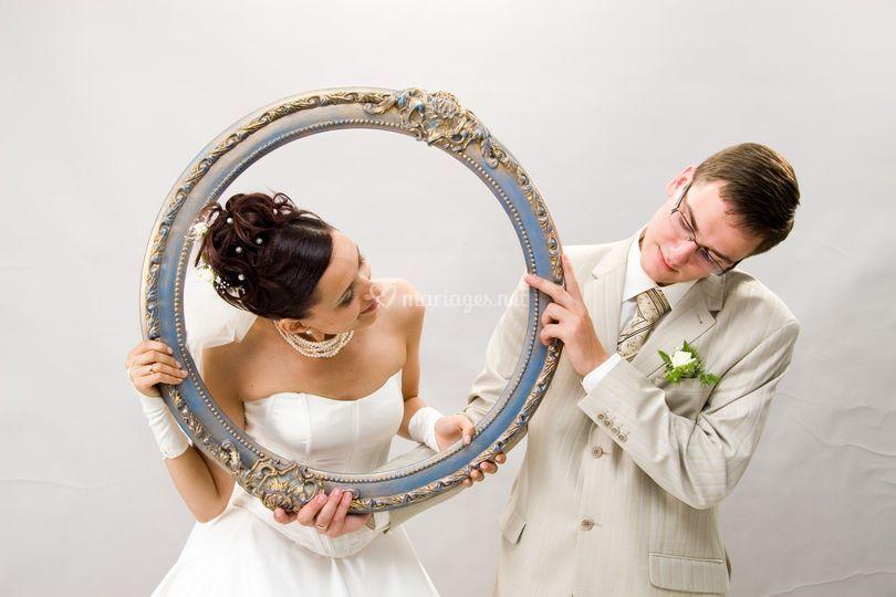 Mariés photobooth