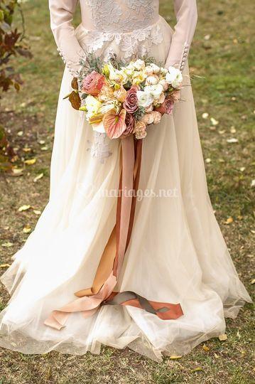 Fleurs de mariée