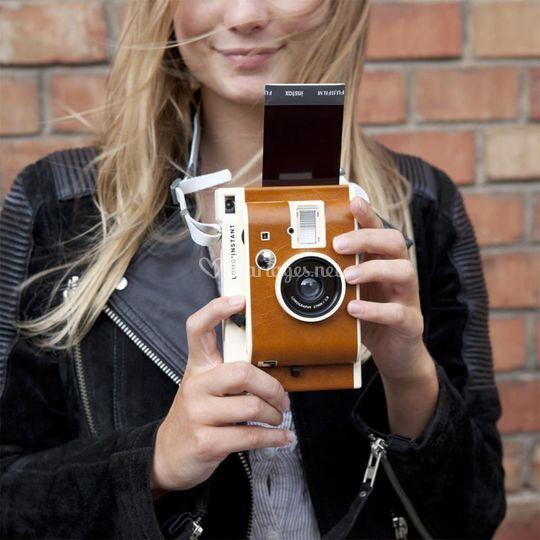 Polaroid lomo'instant