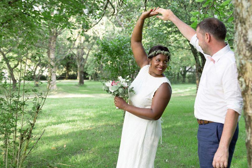 Epouser ..aussi la nature