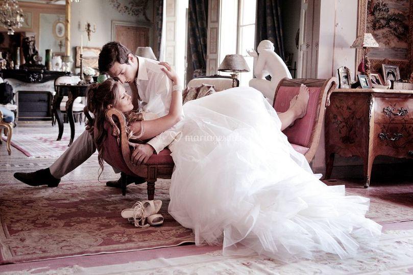 Mariage chic B & S