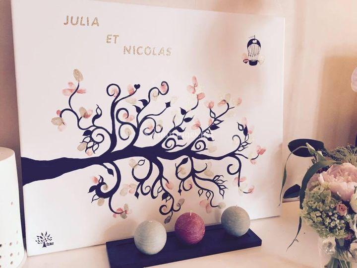 Julie & Nicolas