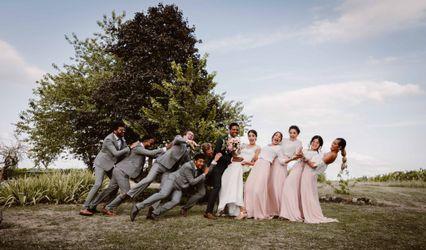 Le mariage de Katia et Cédric