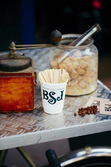Café de qualité artisanal