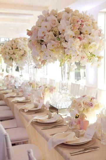 Mariage orchidée