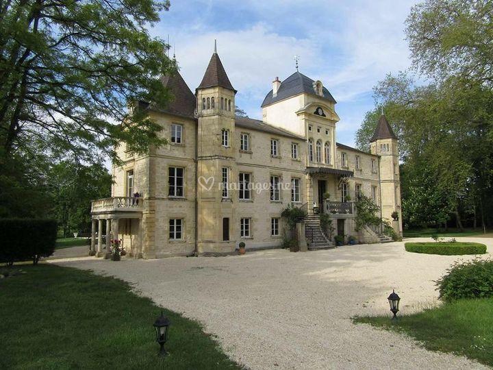Chateau du Four de Vaux