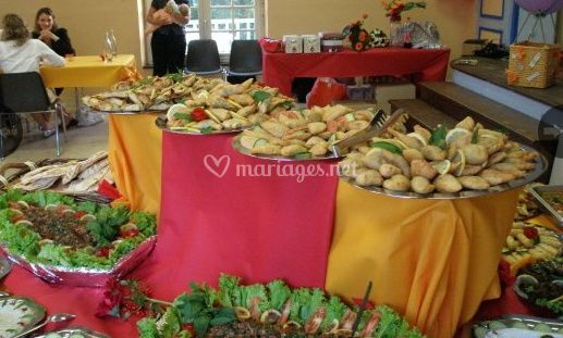 Table de buffet