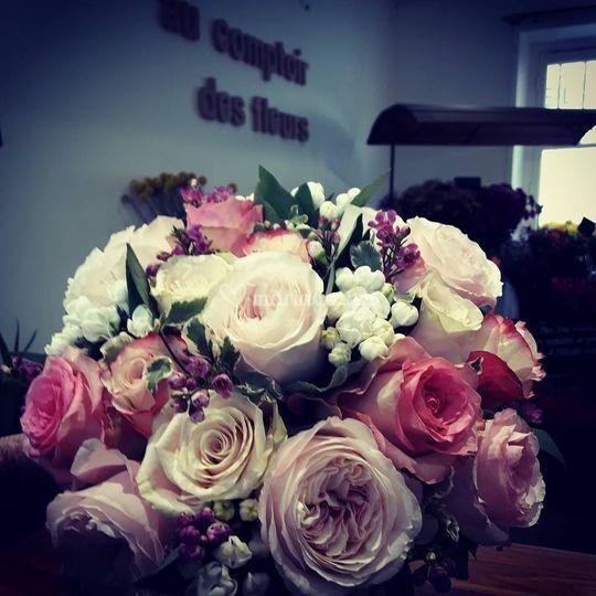 Bouquet a la demande