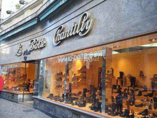 Façade magasin du vieux Lille