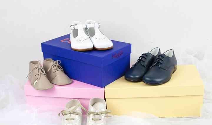 Chaussures de cortège enfants