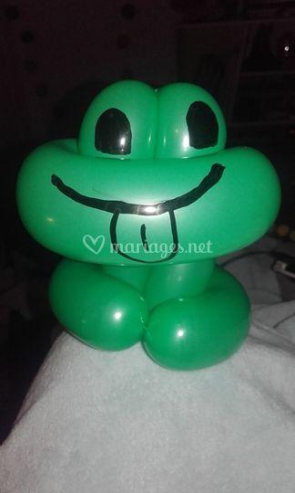 Sculpture ballon