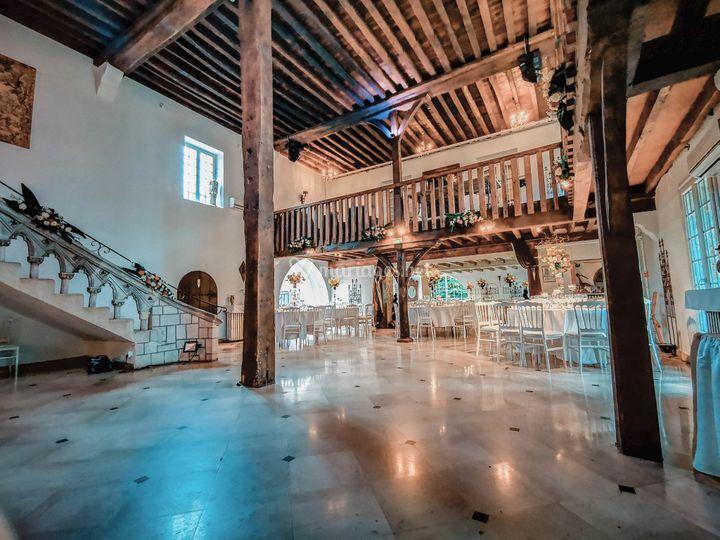 Salle des moines piste danse