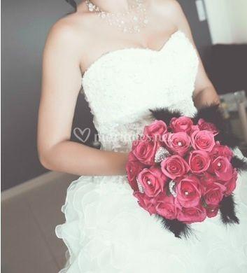 Bouquet de mariéeb