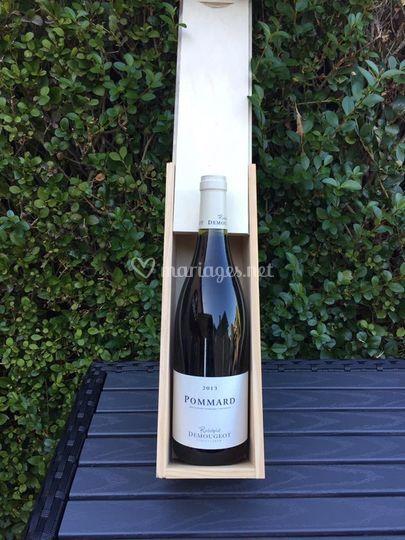 Vin de Bourgogne :Pommard
