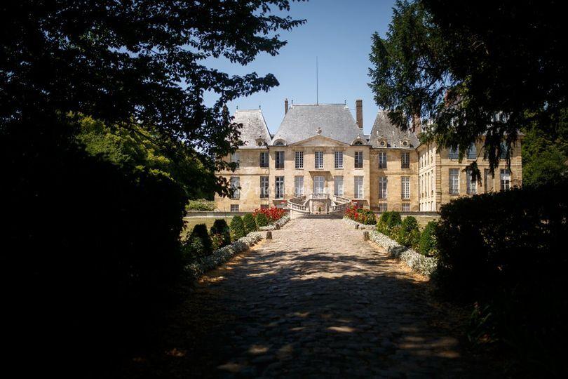 Chateau de Montgeroult